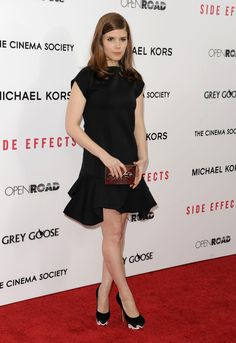 """Kate Mara Photos - Open Road With The Cinema Society And Michael Kors Host The Premiere Of """"Side Effects"""" - Arrivals - Zimbio"""