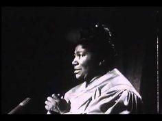 "Mahalia Jackson - ""The Lord's Prayer"""