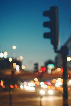 Urban lights ~