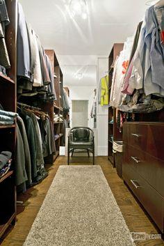 Oh you want a closet? Fredrik Eklund's got a closet.