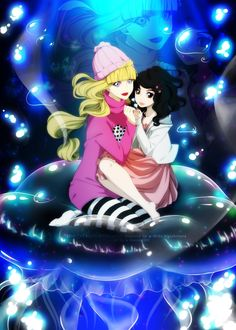 Kuragehime by annria2002.deviantart.com - Kuranosuke and Tsukimi (Princess Jellyfish)