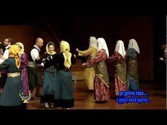 ΓΙΩΡΓΙΤΣΑ (παραδοσιακο Μ. Ασίας) - YouTube Prom Dresses, Formal Dresses, Folk, Youtube, Dance, Greek, Travel, Fashion, Greece