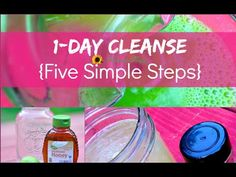 How to Do a 1-Day Cleanse in Five Simple Steps - Natural ThriftyNatural Thrifty