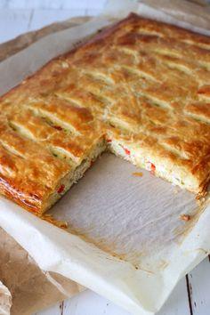Nem Og Lækker Kyllingetærte Bagt I Butterdej – One Kitchen – A Thousand Ideas
