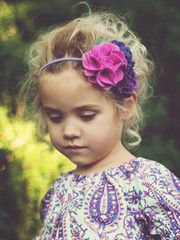 Felicity Accessory No Sew Pattern  violettefieldthreads