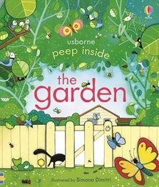 Free Read Peep Inside the Garden: 1 Author Anna Milbourne and Simona Dimitri Toddler Books, Childrens Books, Fiction Books For Kids, Kid Books, Inside Garden, Gardening Books, Natural Parenting, Toddler Preschool, Flower Petals