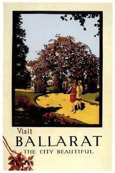 Ballarat - The City Beautiful