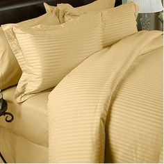 1000 images about linens on pinterest egyptian cotton for Luxury hotel collection 800 tc egyptian cotton duvet cover set