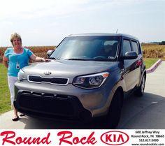 #HappyBirthday to Kimberly Herber from Andi Wilson at Round Rock Kia!