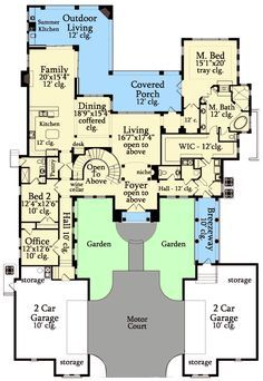 Ultra-Luxury in a Mediterranean Package - 82066KA | 1st Floor Master Suite, Butler Walk-in Pantry, CAD Available, Den-Office-Library-Study, Florida, Jack & Jill Bath, Luxury, Media-Game-Home Theater, Mediterranean, PDF, Split Bedrooms | Architectural Designs