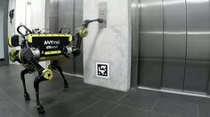 """The lift-summoning robot and other technology news https://tmbw.news/the-lift-summoning-robot-and-other-technology-news  BBC Click's Kat Hawkins looks at some of the best of the week's technology news stories, including:British inventor Richard Browning sets the first world speed record for """"flying a body-controlled jet engine power suit""""A robot that can summon and operate lifts to access floors in a building has been designedUber and Nasa announce they are joining forces to build pilotless…"""