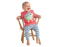 cute organic cotton outfit from FRUGI