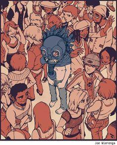 """Beautiful People"" by Joe Wierenga"