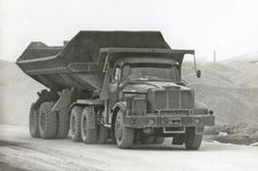 One of a selection of images obtained recently from what i believe to be a Rolls Royce data file index showing various vehicles powered by Rolls Royce engines Heavy Duty Trucks, Big Rig Trucks, Heavy Truck, Mining Equipment, Heavy Equipment, Old Lorries, Dump Truck, Commercial Vehicle, Vintage Trucks
