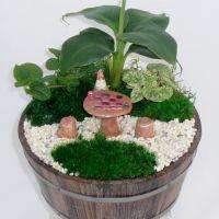Small Enchanted Barrel Kit – Checker Board Set | Enviro-Cakes ~ A Slice of Life