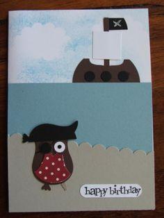 Happy Birthday Card Handmade greetings to your buddies