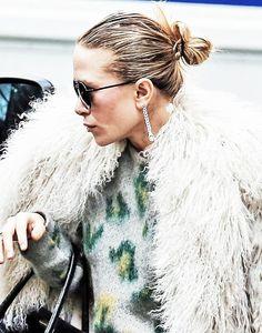 Mary-Kate Olsen // Fall Style // Olsens // #Olsen
