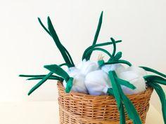 Felt toys Felt Food Felt Onion Lifelike Play Food by Feltbelly