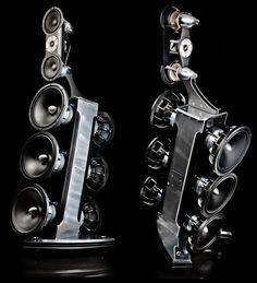 Open Baffle Speakers, High End Speakers, Music Speakers, Sound Speaker, High End Audio, Hifi Amplifier, Audiophile Speakers, Hifi Audio, Fi Car Audio