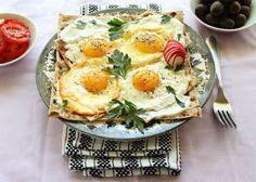 Как приготовить вкусную яичницу: 5 рецептов