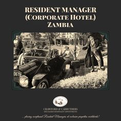 Description Our client, a corporate hotel in Zambia is searching for a Resident Manager to manage the day to day leadership and direction of the hotel, maximising on sales and revenue and driving financial returns. The ideal candidate will take ownership of the development of people, execute on brand standards and build awareness of the hotel and brand within the local area.    Send your application to Lynsey or apply online: lynsey@crawford-carruthers.com Apply Online, The Locals, Searching, Leadership, Management, How To Apply, People, Search, People Illustration