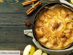 65 Rezepte zum Fallen (in Äpfeln) - Recettes à cuisiner recipes pies Mini Quiche Sans Pate, Mousse Au Chocolat Torte, Apple Cake, Homemade Cakes, Fruit Recipes, How To Make Cake, Macaroni And Cheese, Meal Prep, Deserts