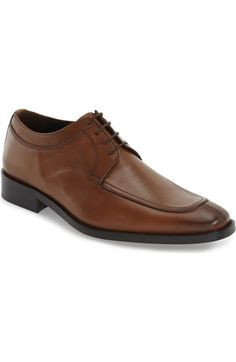 To Boot New York 'Damon' Apron Toe Derby (Men) | Nordstrom