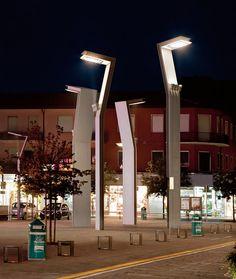 Street lights | Piazza Mazzini | ewo. Check it on Architonic