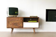 1969 tv-meubel,Ladekasten en…