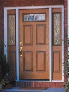 front door designs  | Weather King Windows & Doors Inc. - Fiberglass Entry Doors