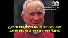 Monseñor Lefebvre - Inflitración de la masonería en la Iglesia y la fals...
