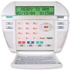 Elk M1KP LCD Keypad 6 Functions Keys * Click image for more details. (This is an affiliate link)