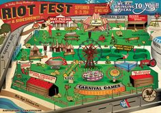 08 Sep Riot Fest & Sideshow in Denver Sept 19-21 3 comments - Leave comment Posted in:Entertainment, Events