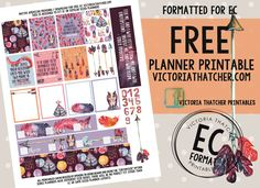 Free Printable Native American Proverbs Planner Stickers from Victoria Thatcher