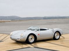 1955 Porsche 550 Spyder - Classic Kit Cars - Kit Car Magazine