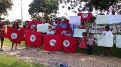 Blog do Arretadinho: Militantes do MST são libertados após prisão indev...