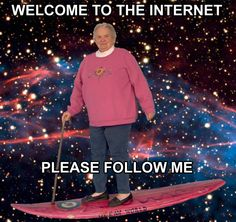Reasons Why Old People Rock On the Internet