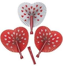 red paper fans - Google Search