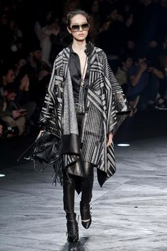 PONCHO Top trends in Women's fashion for Fall-Winter 2014/2015