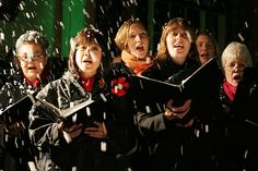 My Top Ten Favorite Christmas Songs and From Whence They Came