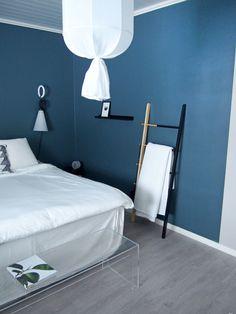 Lisää petroolia ja muutakin uutta makuuhuoneeseen