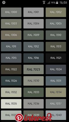 Our garage door is RAL 7038 Room Colors, House Colors, Paint Colors, Ral Colours, Exterior Colors, Colour Schemes, House Painting, Colorful Interiors, Color Inspiration