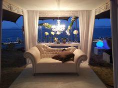 Grand wedding at Grand Beach