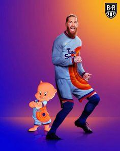 Basketball Uniforms, Soccer, Football Today, Space Jam, Looney Tunes, Fc Barcelona, Messi, Euro, Ronald Mcdonald