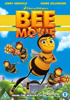 Maddy's Views and Games and Stuff: The Bee Movie Review