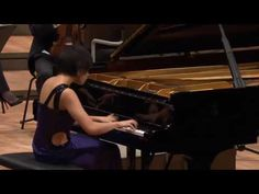 INCREDIBLE Yuja Wang!!!! - YouTube