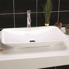 2. Noro Mango 700 Porslin  - Enkelhandfat - Tvättställ & handfat