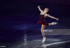 Gracie Gold of USA performs during day four of the ISU World Team Trophy at Yoyogi National Gymnasium on April 14, 2013 in Tokyo, Japan.
