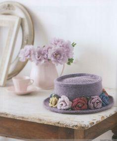 Pretty Color Crochet Goods 4 2013 - 紫苏 - 紫苏的博客