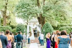 Meadowbrook Country Club Wedding | Richmond, Virginia | Yadaira